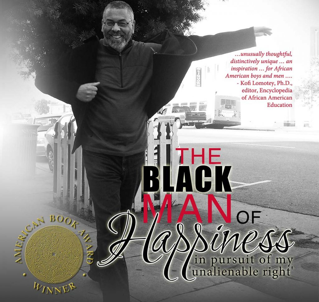 Black Man of Happiness cover image
